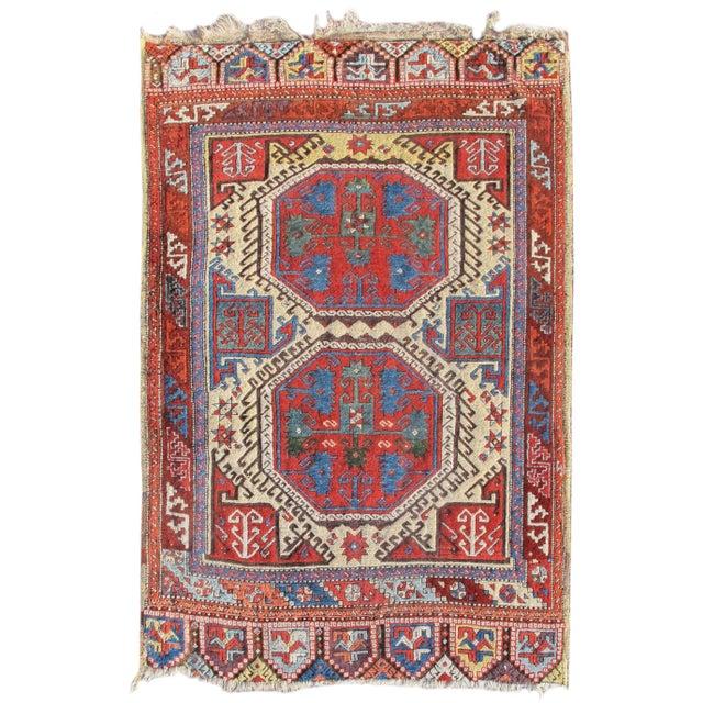 Islamic Kecimuhsine Rug - 4′8″ × 6′3″ For Sale - Image 3 of 3