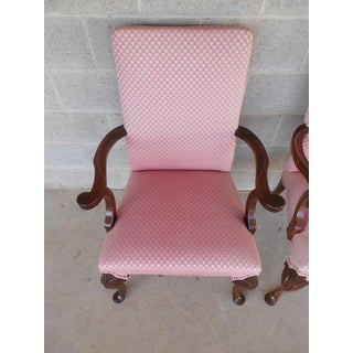Hickory Chair Fireside Arm Chairs - A Pair Preview