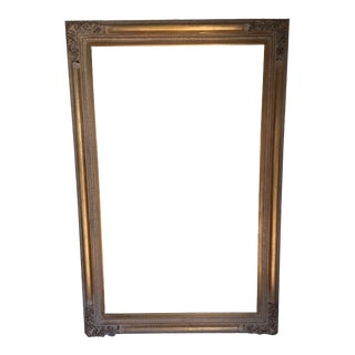 Large Gold Mirror For Sale