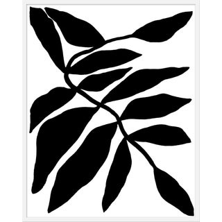 "Large ""Falling Vine"" Print by Kate Roebuck, 36"" X 45"" For Sale"