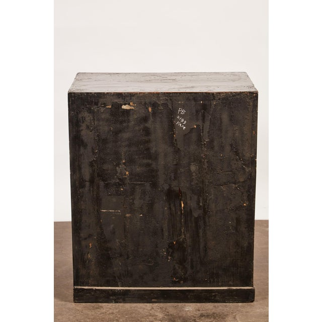 18th Century Chinese Pair of Two Door Cabinets For Sale - Image 10 of 10