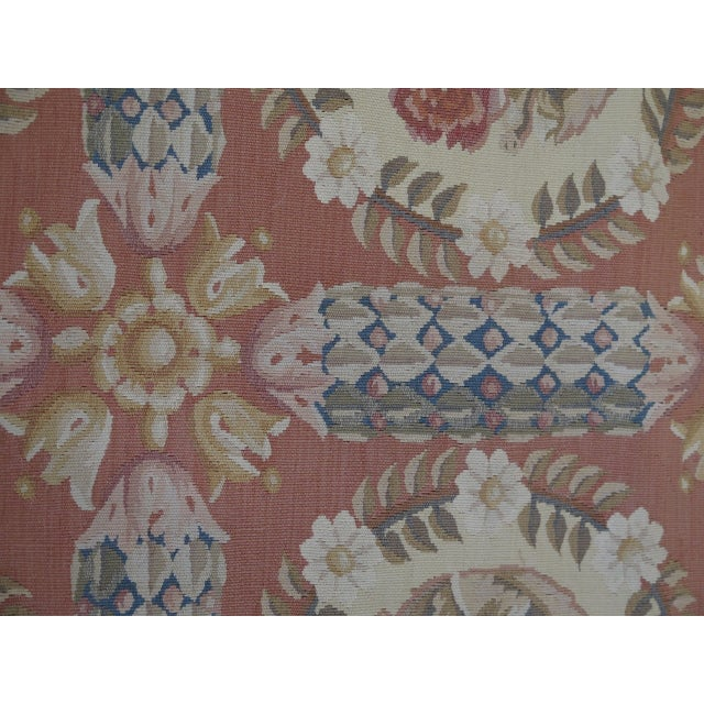1980s 1980s Aubusson Room Size Rug - 8' X 12' For Sale - Image 5 of 13