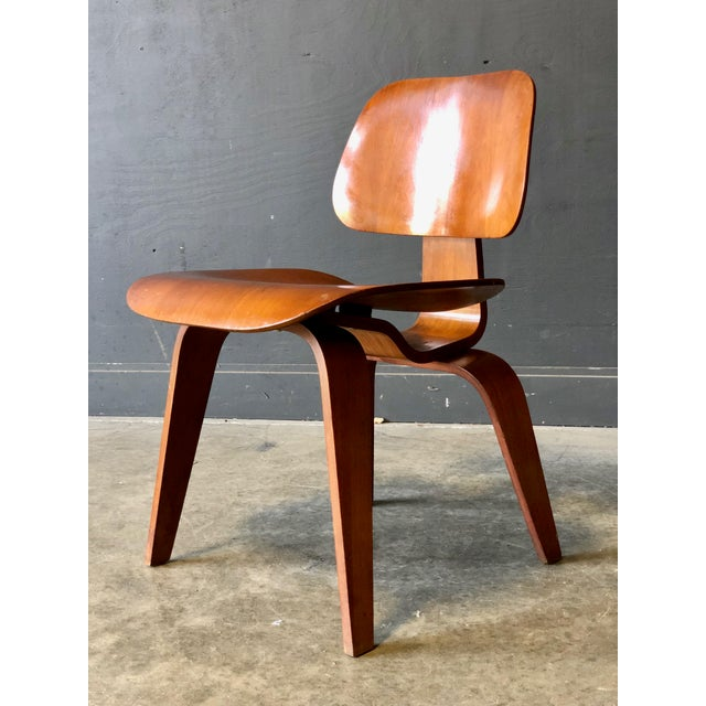 Eames for Herman Miller Occasional Chair For Sale - Image 10 of 11