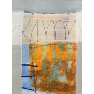 """""""Ocean Walk"""" Original Contemporary Abstract Painting For Sale"""