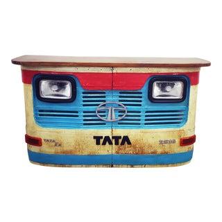 Indian Tata Truck Bar