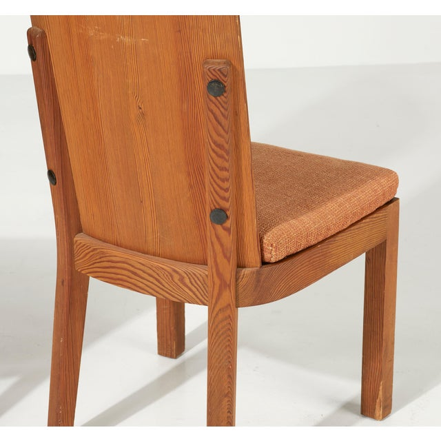 Nordiska Kompaniet 1930s Vintage Axel Einar Hjorth Lovo Chairs- a Pair For Sale - Image 4 of 5