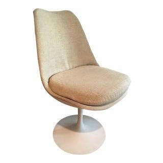 1950s Vintage Eero Saarinen for Knoll Tulip Chair For Sale