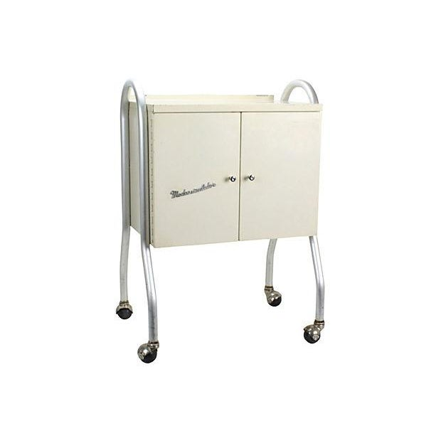 1960s Industrial Cart - Image 1 of 5