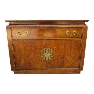 Chin Hua Flip Top Server -Raymond Sobota for Century Furniture For Sale
