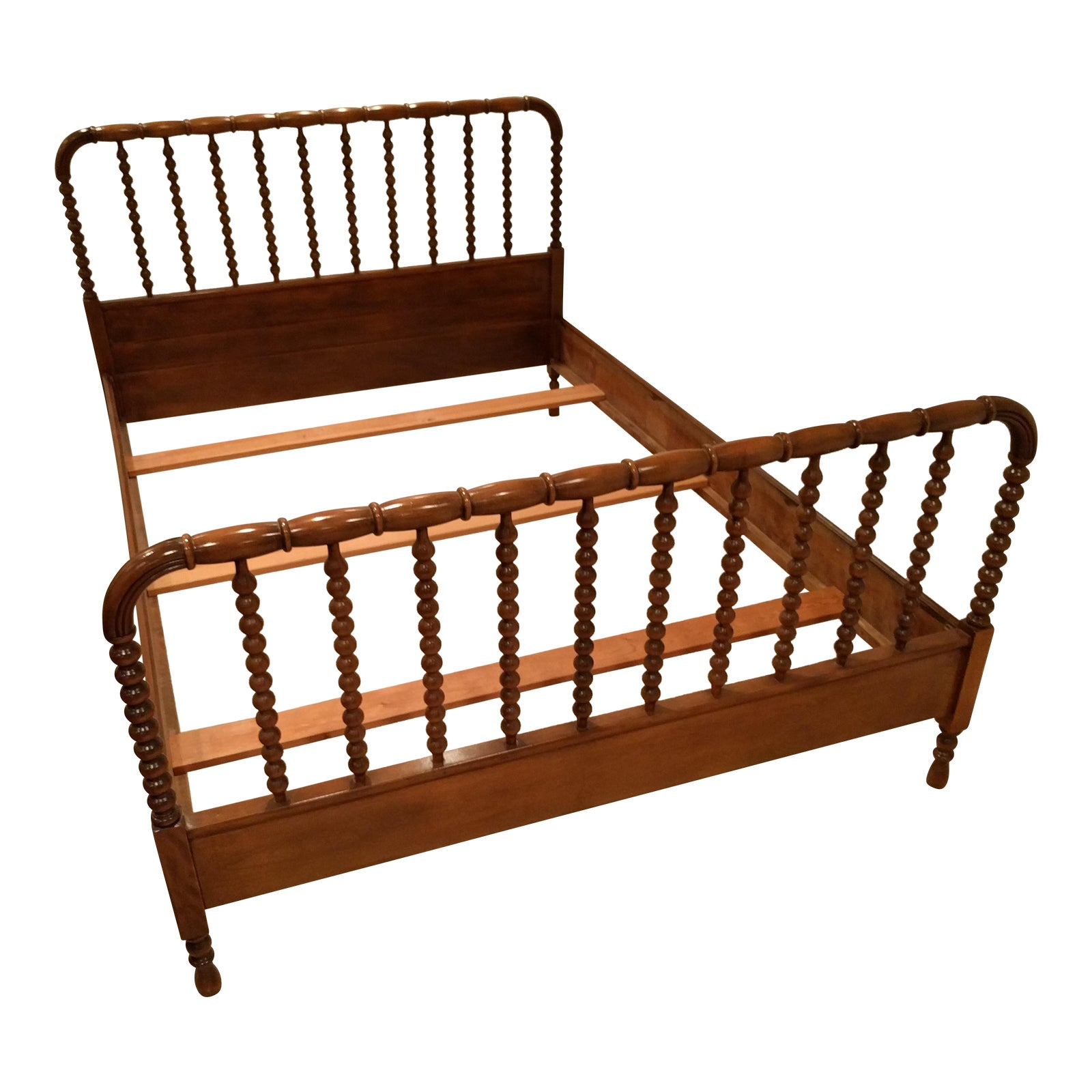 Vintage Jenny Lind Full Size Bed Frame Chairish