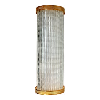 Murano Glass & 24k Gold Finish Wall Light by Laudarte