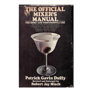 The Official Mixer's Manual Book For Sale