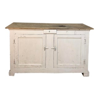 Late 19th Century Antique Dry Bar For Sale