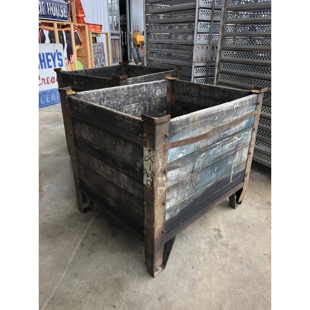 American 1900's American Industrial Planter For Sale - Image 3 of 5