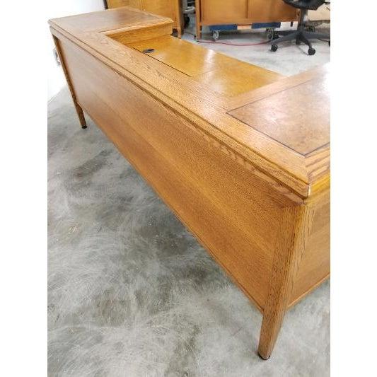 1960s Mid-Century Monteverdi Young Credenza Desk For Sale - Image 11 of 13