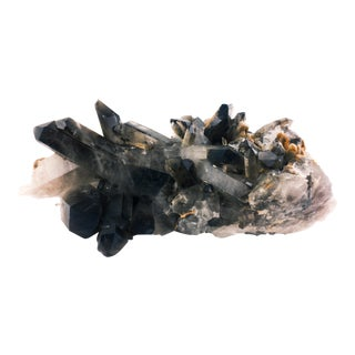 Smokey Quartz Crystal Specimen