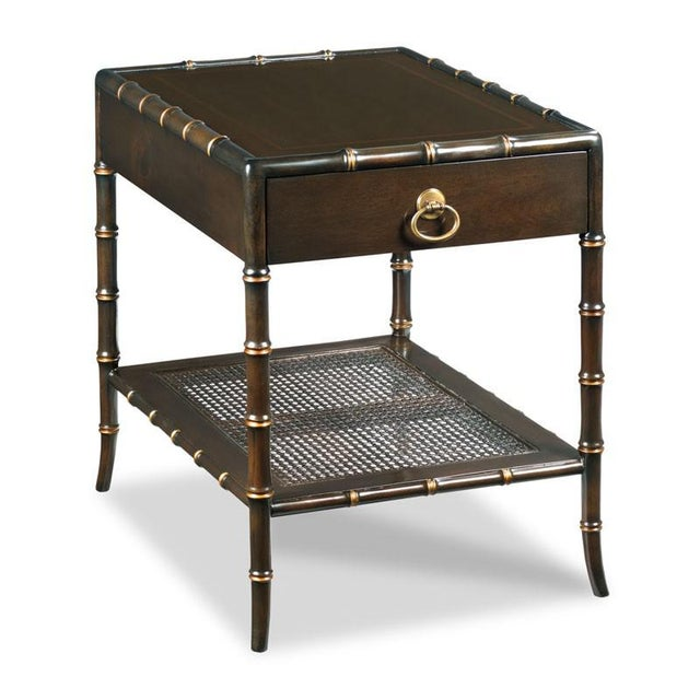 Traditional Henry Side Table For Sale - Image 3 of 3