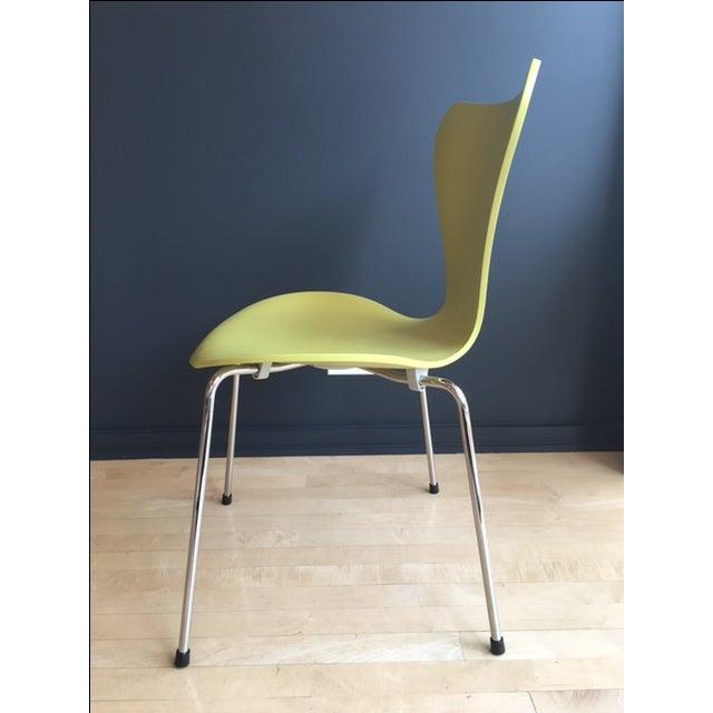 Arne Jacobsen Fritz Hansen Series 7 Chair - Image 3 of 4