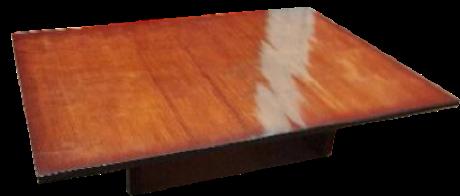 Attirant William Sonoma Nassau Coffee Table