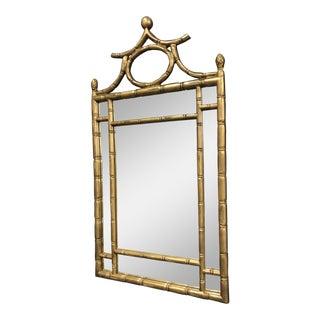 20th Century Regency Style Pagoda Mirror For Sale