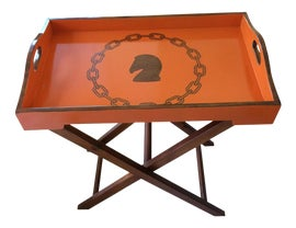Image of Art Deco Tray Tables