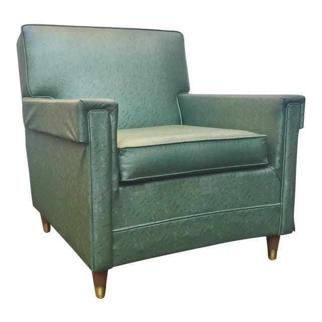 Mid-Century Modern Club Chair - Image 1 of 11