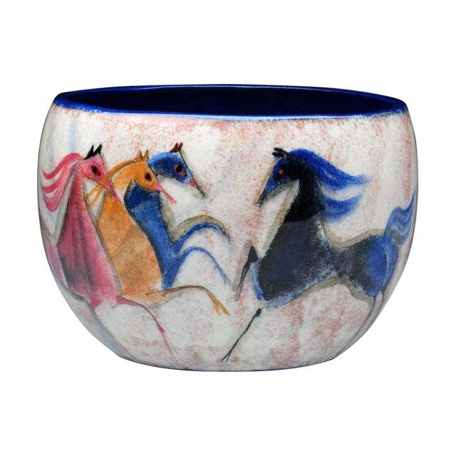 Polia Pillin Mid-Century Ceramic Vase - Image 1 of 5