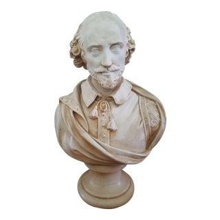 Period European Bust of a Man Sculpture