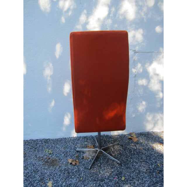 Mid-Century Modern Arne Jacobsen Oxford Chair For Sale - Image 3 of 6