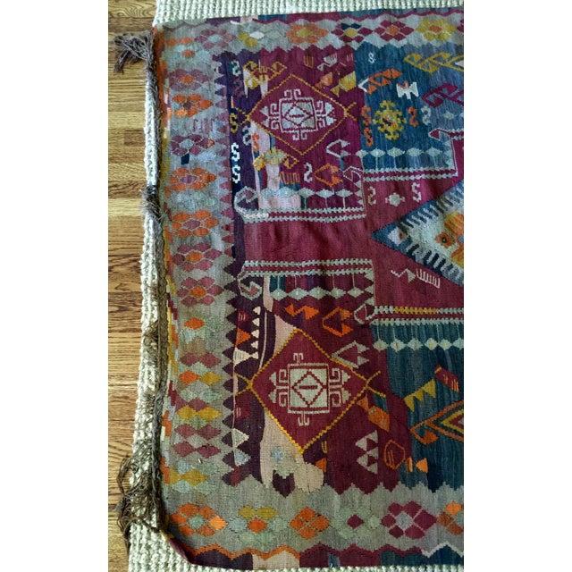 "Afghani Carpet - 5' x 11'5"" - Image 6 of 6"