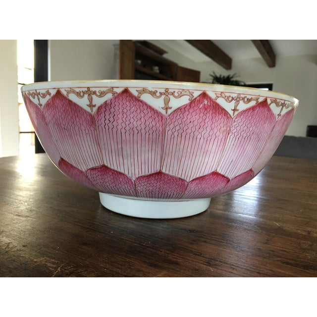18th Century Chinese Porcelain Bowl - Image 2 of 6