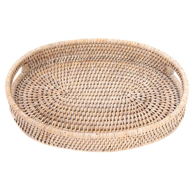 Artifacts Rattan hand woven trays, storage boxes, and baskets provide the perfect accent to any room in the house with a...