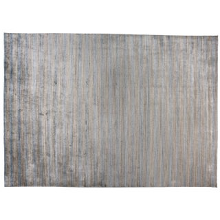 "Zen Collection ""Denim"" Rug - 10′ × 14′ For Sale"