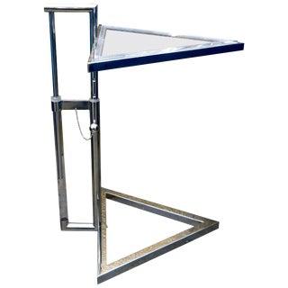Charles Hollis Jones Metric Line Triangle Table For Sale