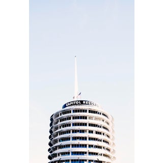 """Capitol Records"" Original Photograph For Sale"