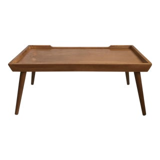 Vintage Modern Coffee Table For Sale