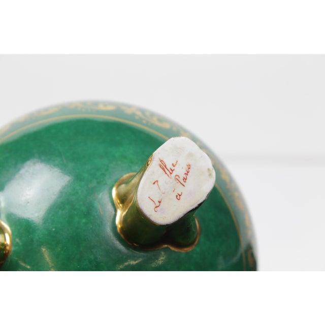 Ceramic Paris Teapot For Sale - Image 7 of 10