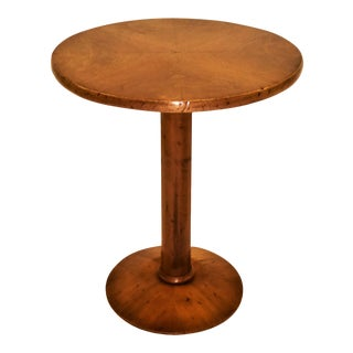 Italian Tavolino, Borsani Style Side Table 1940s .