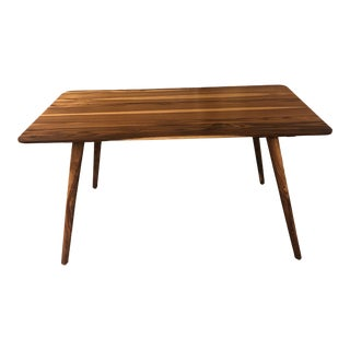 Teak Wood Dining Table For Sale
