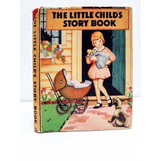 """Little Child's Story Book"" 1935 Book - Image 7 of 7"