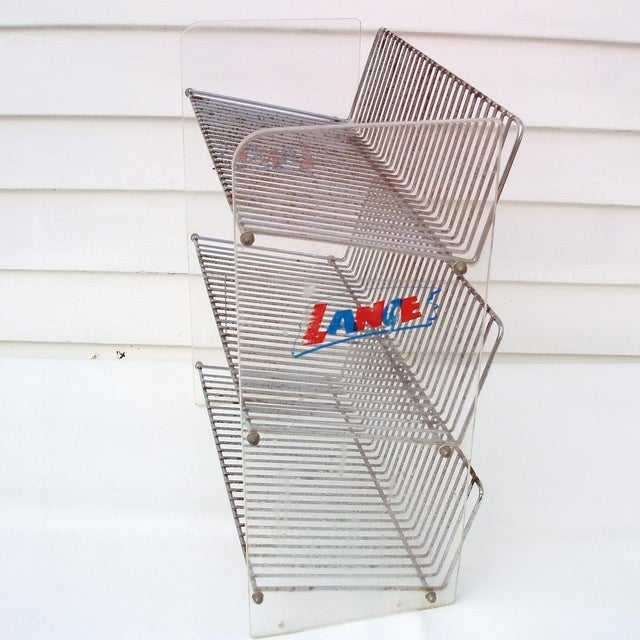 Lance Industrial Metal Three-Tier Storage Rack - Image 7 of 7