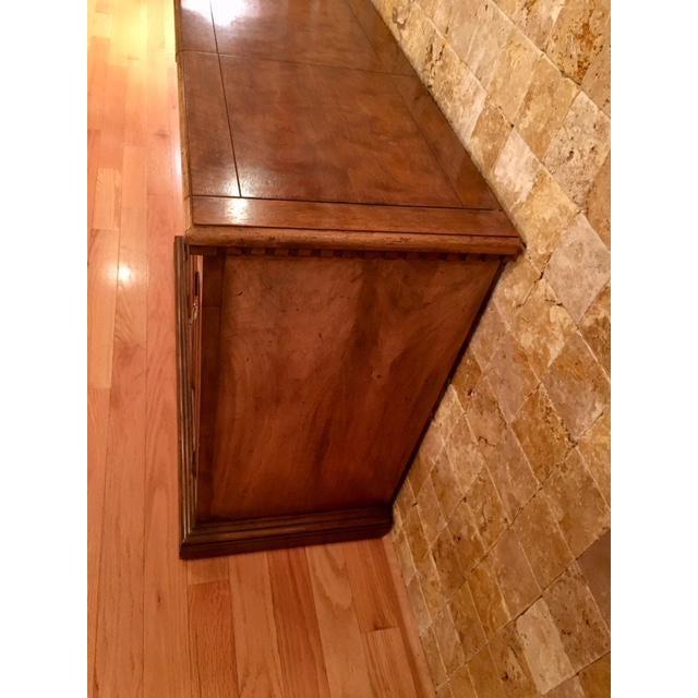 Baker Furniture Bar Cart For Sale - Image 5 of 11