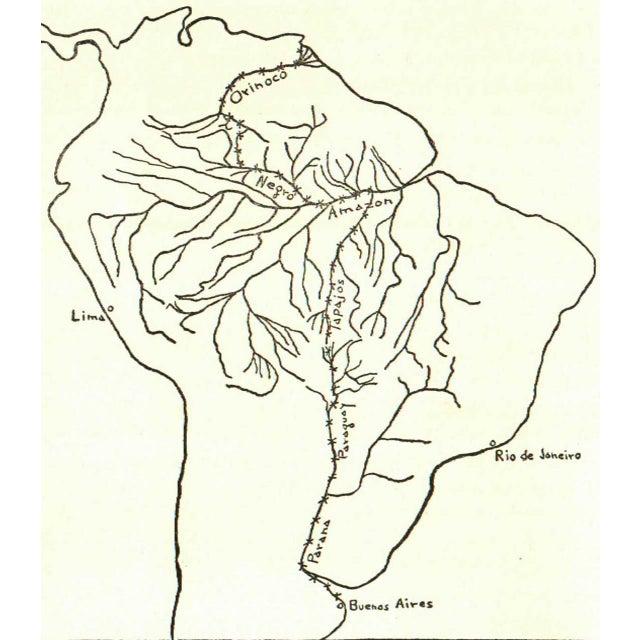 The Amazing Amazon by Willard Price. Illustrated by Willard Price. New York: The John Day Company, 1952. Third Impression....