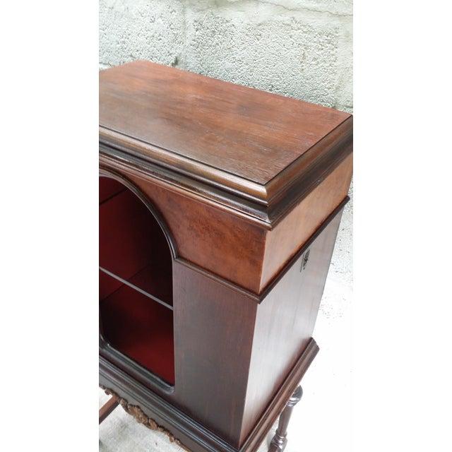 Vintage Radio Cabinet - Image 7 of 7