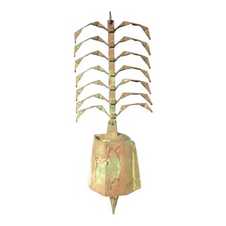 Paolo Soleri Wind Bell For Sale