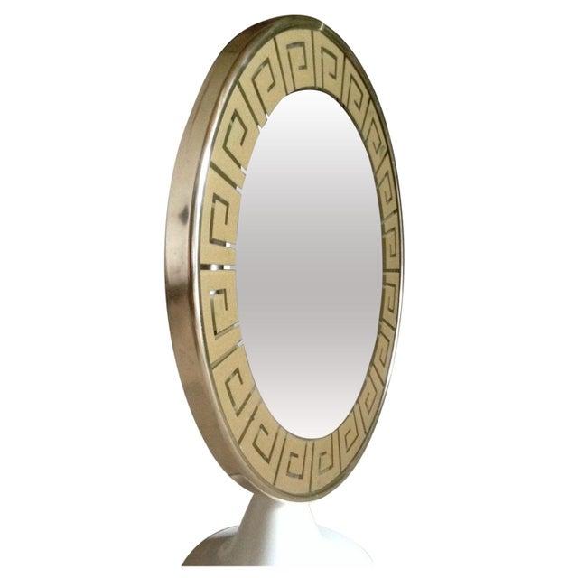 Mid-Century Modern Durlston Vanity Mirror - Image 1 of 6
