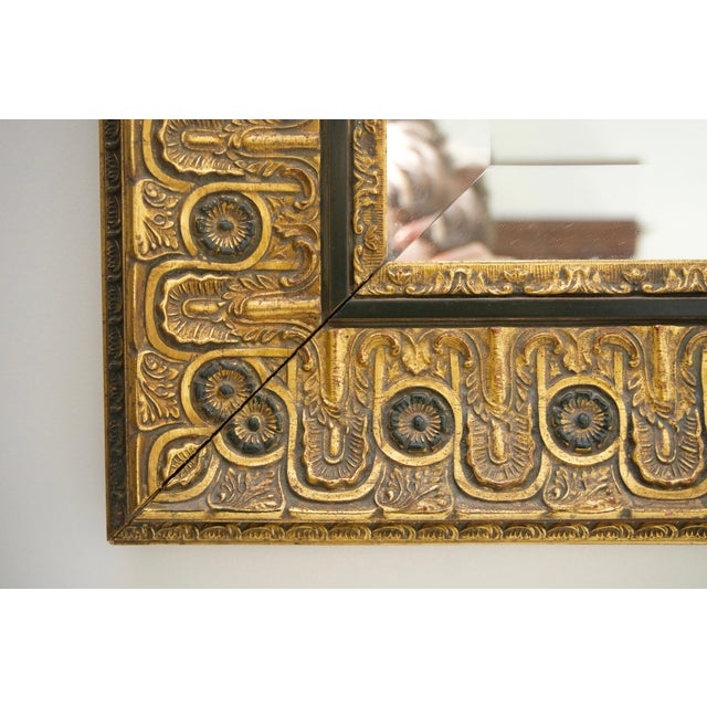 Neoclassical Neoclassical Wall Mirror by Juan Pablo Molyneux For Sale - Image 3 of 9