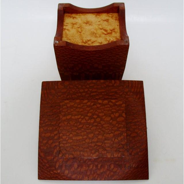 Japanese Maple Pagoda Box - Image 8 of 8