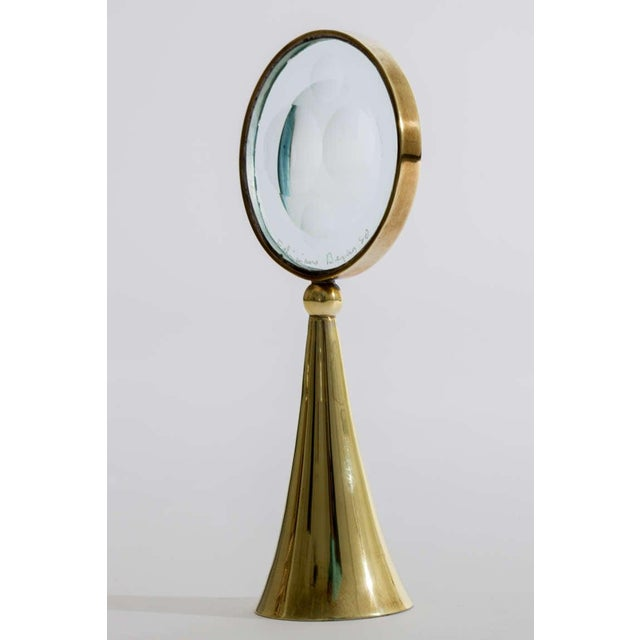 Feliciano Béjar Brass Magiscope For Sale In New York - Image 6 of 7