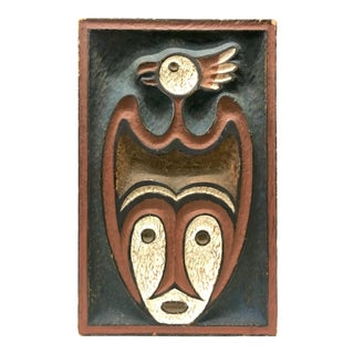 Larry Rodgers Navajo Wood Carving
